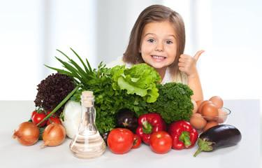 kids healthy food